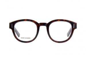 Christian Dior - Occhiale da Vista Uomo, DIOR FRACTION 03, Dark Havana  086  C47