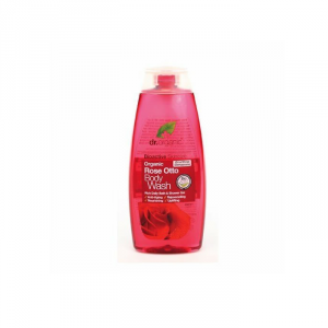 Dr Organic Rose Otto Bath And Shower Gel 250ml