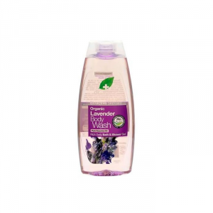 Dr Organic Lavender Bath And Shower Gel 250ml