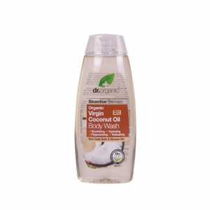 Dr Organic Virgin Coconut Oil Bath And Shower Gel 250ml