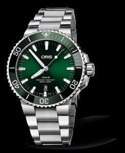 Orologio Oris Aquis Date