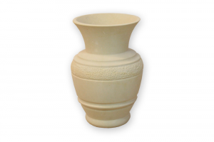 Vaso per fiori in pietra leccese