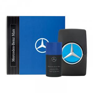 Mercedes Benz Man Eau De Toilette Spray 100ml Set 2 Parti 2019
