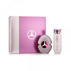 Mercedes Benz Woman Eau De Toilette Spray 60ml Set 2 Parti 2019