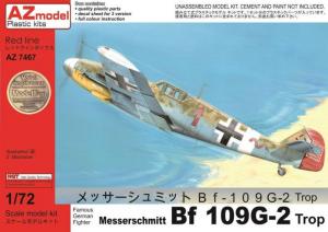 Me-109G-2 Trop