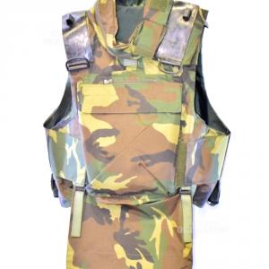 Gilèt Esercito Italiano Tg48-50 Antischeggia/antiproiettile