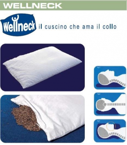 WELLNECK- CUSCINO CHE AMA IL COLLO-BY OVERDEB