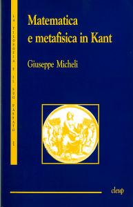 Matematica e metafisica in Kant