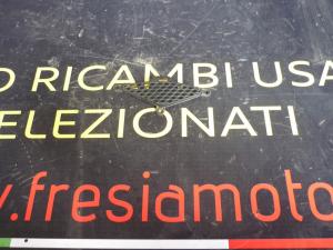 GRIGLIA SINISTRA FIANCATINA LATERALE USATA KYMCO AGILITY 200i PLUS ANNO 2016