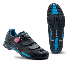 NORTHWAVE Womens MTB Shoes OUTCROSS PLUS WMN black/green