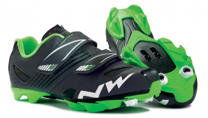 NORTHWAVE Junior MTB Shoes HAMMER JR matt black