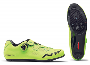 NORTHWAVE Road Cycling Shoes EXTREME GT yellow fluo