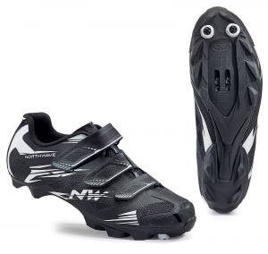 NORTHWAVE MTB Cycling Shoes SCORPIUS 2 black/white