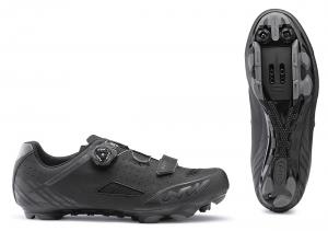 NORTHWAVE MTB Cycling Shoes Origin Plus Wide  Black
