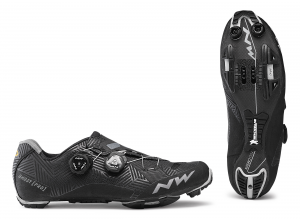 NORTHWAVE MTB Cycling Shoes Ghost Pro  Black
