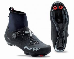 NORTHWAVE Winter MTB Shoes EXTREME XCM GTX black