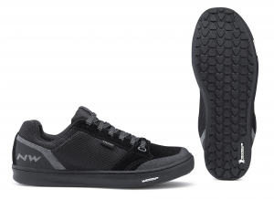NORTHWAVE Flat Pedal Cycling Shoes Tribe Black
