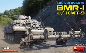 BMR-1 w/KMT-9