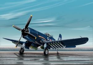 CORSAIR F4U-4B