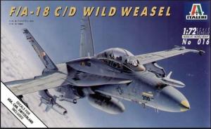 F/A-18 C/D WILD WEASEL