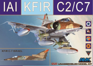 IAI C-2/C-7 Kfir