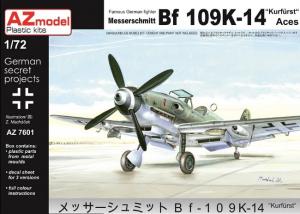 Messerschmitt Me-109K-14