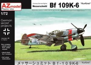 Messerschmitt Me-109K-6