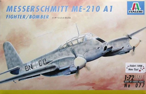 MESSERSHMITT ME 210 A1 FIGHTER/BOMBER
