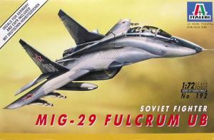 MIG-29 FULCRUM UB