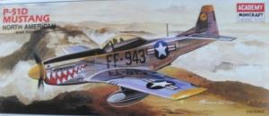 P-51D MUSTANG NORTH AMERICAN