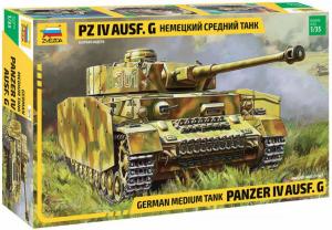 Panzer IV AUSF.G