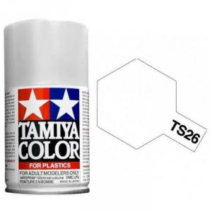 Pure White Acrylic Spray