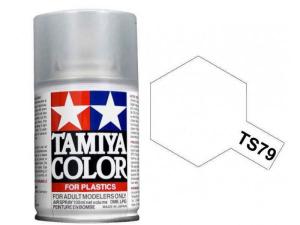 Semi Gloss Clear Acrylic Spray