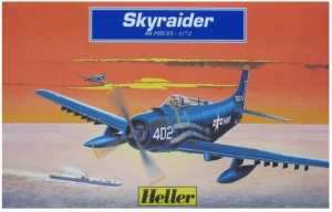 SKYRAIDER 88 PIECES