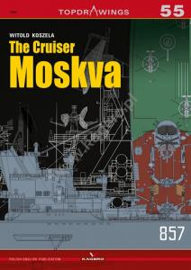 The Cruiser Moskva