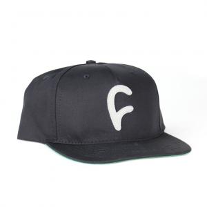 Felt C Snapback Hat