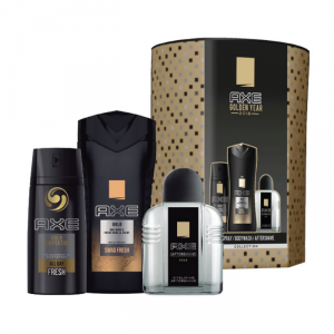 Axe Golden Year Body Spray 150ml Set 3 Parti 2019