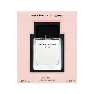 Narciso Rodriguez For Her Eau De Toilette Spray 20ml