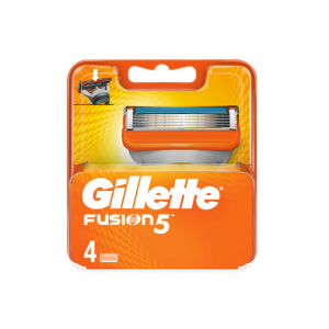 Gillete Fusion 5 Manual Blades 4 Units