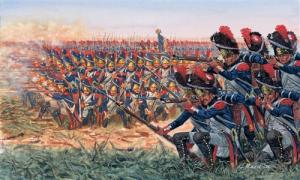 Napoleonic French Grenadiers