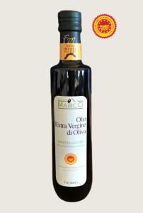 Olio extra vergine di oliva DOP 0,500 l