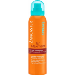 Lancaster Tan Maximizer Instant Cooling Mist Repairing Aftersun 200ml