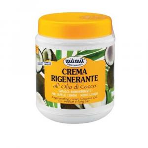 MIL MIL Crema rigenerante all'olio di Cocco 1000 ml