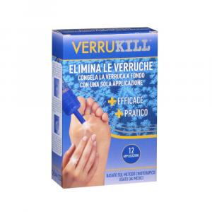 VERRUKILL SPRAY CRIOTERAPICO - ELIMINA LE VERRUCHE CONGELANDOLE A FONDO