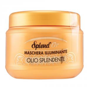 SPLEND'OR Maschera illuminante olio splendente 500 ml