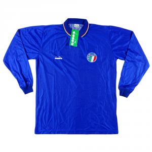 1986-90 Italy XL Home Shirt *Brand New