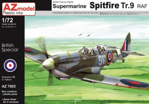Spitfire Tr.9 RAF