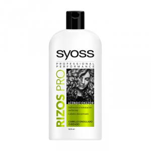 Syoss Acondicionador Rizos Pro Definition And Hydration Wavy Or Curly Hair 500ml