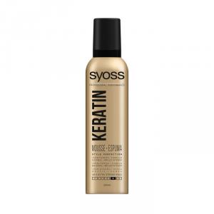 Syoss Foam Hair Keratin Style Perfection 250ml