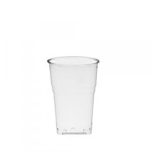 Bicchieri biodegradabili 200ml - PLA v1
